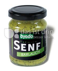 Produktabbildung: byodo Premium Bärlauch Senf 200 ml