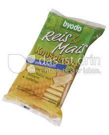 Produktabbildung: byodo Reis & Mais Knusperbrot mit Sesam 200 g