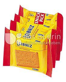 Produktabbildung: Leibniz Butterkeks Snack Pack 200 g