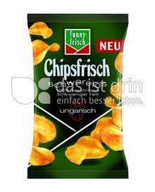 Produktabbildung: funny-frisch Chipsfrisch schwerelos ungarisch 150 g