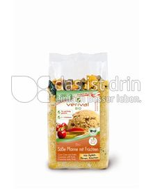 Produktabbildung: verival Bio Süße Pfanne 150 g