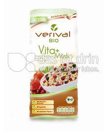 Produktabbildung: Verival Vita+ Müsli 325 g
