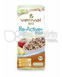 Produktabbildung: Verival Re-Active+ Müsli 325 g