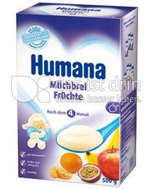 Produktabbildung: Humana Milchbrei Früchte 500 g