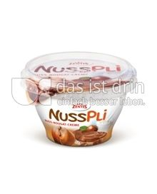 Produktabbildung: Zentis Nusspli Nuss-Nougat-Creme 200 g