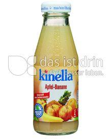 Produktabbildung: Kinella Apfel-Banane 200 ml