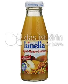 Produktabbildung: Kinella Apfel-Mango-Sanddorn 200 ml