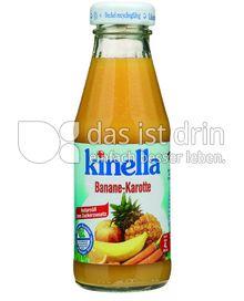 Produktabbildung: Kinella Banane-Karotte 200 ml