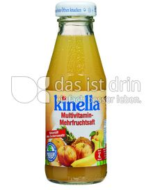Produktabbildung: Kinella Multivitamin-Mehrfruchtsaft 200 ml