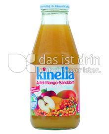 Produktabbildung: Kinella Apfel-Mango-Sanddorn 500 ml
