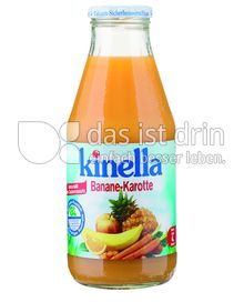 Produktabbildung: Kinella Banane-Karotte 500 ml