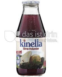 Produktabbildung: Kinella Birne-Holunder 500 ml