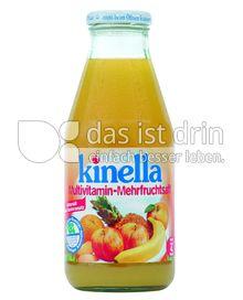 Produktabbildung: Kinella Multivitamin-Mehrfruchtsaft 500 ml