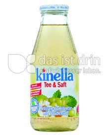 Produktabbildung: Kinella Melissen-Kamillentee mit Traubensaft 500 ml