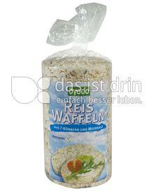 Produktabbildung: byodo Reis Waffeln aus 7-Körnern und Meersalz 100 g