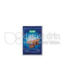Produktabbildung: byodo Reis Snacks mit Vollmilchschokolade 75 g