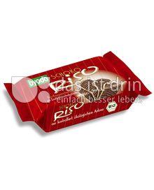 Produktabbildung: byodo Schoko-Riso mit Zartbitterschokolade 40 g