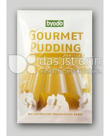 Produktabbildung: byodo Gourmet Pudding Vanille