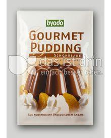 Produktabbildung: byodo Gourmet Pudding Schokolade