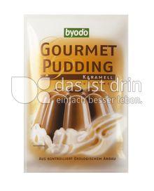 Produktabbildung: byodo Gourmet Pudding Karamell