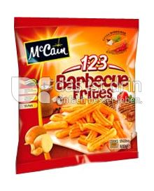 Produktabbildung: McCain 1.2.3 Barbecue Frites 600 g