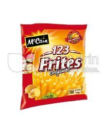 Produktabbildung: McCain 1.2.3 Frites original 500 g