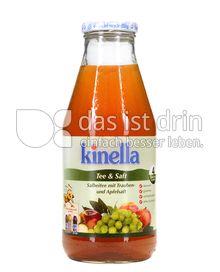 Produktabbildung: Kinella Salbeitee mit Trauben- und Apfelsaft 500 ml