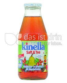 Produktabbildung: Kinella Waldbeeren- in Birnensaft mit Hagebuttentee 500 ml