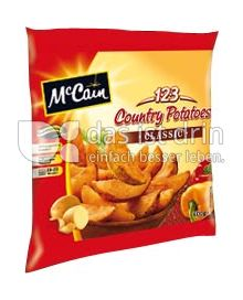 Produktabbildung: McCain 1.2.3 Country Potatoes classic 600 g
