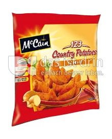 Produktabbildung: McCain 1.2.3 Country Potatoes chili 600 g