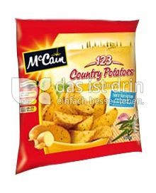 Produktabbildung: McCain 1.2.3 Country Potatoes provencal 600 g