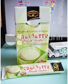 Produktabbildung: Krüger Chai Latte Fresh India 250 g
