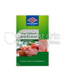 Produktabbildung: Wolf Thüringer Pfeffersaft-Bierschinken
