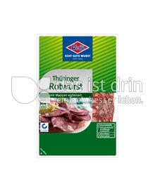 Produktabbildung: Wolf Thüringer Rotwurst, gesliced