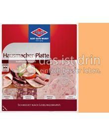 Produktabbildung: Wolf Hausmacher-Platte