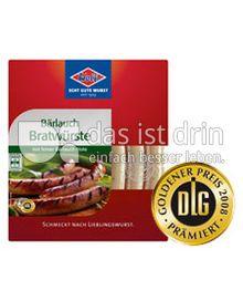 Produktabbildung: Wolf Bärlauch Bratwürste