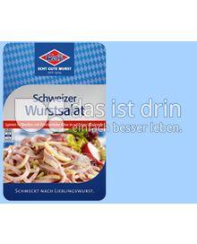 Produktabbildung: Wolf Schweizer Wurstsalat