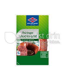 Produktabbildung: Wolf Thüringer Knackwurst, mit ganzem Kümmel