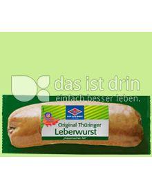 Produktabbildung: Wolf Original Thüringer Leberwurst, Krause