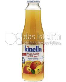 Produktabbildung: Kinella Früchtesaft mit Vitamin C - Apfel-Orange 750 ml