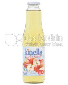 Produktabbildung: Kinella Apfel - Fruchtschorle mit stillem Wasser 750 ml