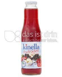 Produktabbildung: Kinella Traube-Apfel-Kirsch - Fruchtschorle mit stillem Wasser 750 ml