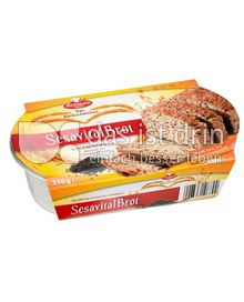 Produktabbildung: Küchenmeister Sesavital Brot 350 g