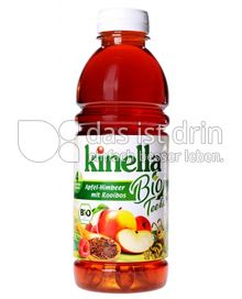 Produktabbildung: Kinella Bio Apfel-Himbeer mit Rooibostee 700 ml