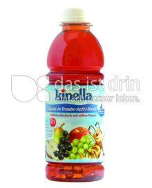 Produktabbildung: Kinella Cassis in Traube-Apfel-Birne Mehrfruchtschorle mit stillem Wasser 700 ml