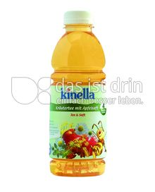 Produktabbildung: Kinella Kräutertee mit Apfelsaft 700 ml