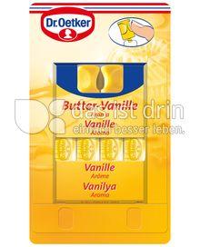 Produktabbildung: Dr. Oetker Butter-Vanille Aroma 4 St.