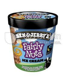 Produktabbildung: Ben & Jerry's Fairly Nuts Ice Cream 150 ml