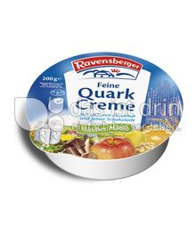 Produktabbildung: Ravensberger Feine Quark Creme – Bircher Müsli 200 g