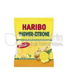 Produktabbildung: Haribo Ingwer-Zitrone 175 g